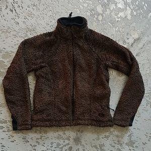 Mountain Hardwear Fuzzy Teddy Full Zip Jacket